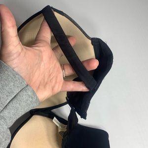 Le Mystere Intimates & Sleepwear - Le Mystere Black Bra Short Straps Extreme Lift 34G